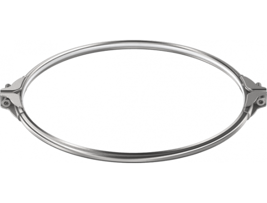 Pull-rings with factory-fitted mastic sealant